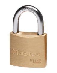 Economy V-Line Brass Padlocks (Rekeyable) (SAS015)