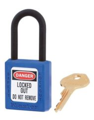 Series 406 Dielectric Safety Padlocks (SAR837)
