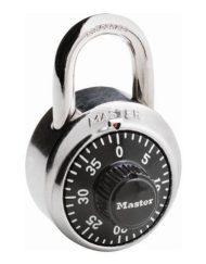 Masterlock Combination Padlocks (SR914)
